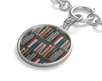 Bookshelf Chunky Chain Bracelet
