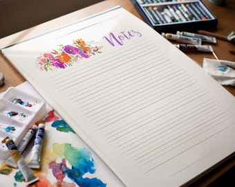 PDF Printable Notes: Carousel