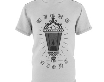 Light The Night - Unisex Aop Cut  Sew Tee