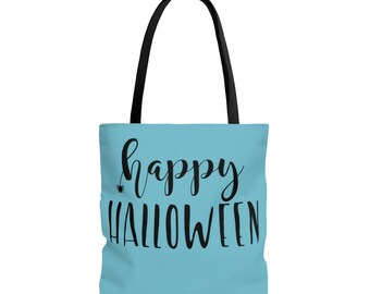 Trick or Treat Bag: Blue