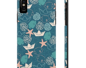 Starfish Sea Life, Case Mate Tough Phone Cases