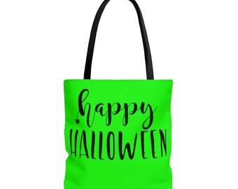 Trick or Treat Bag: Green