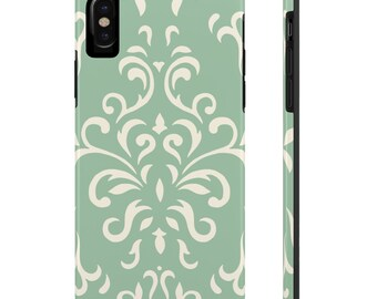 Mint Fancy, Case Mate Tough Phone Cases