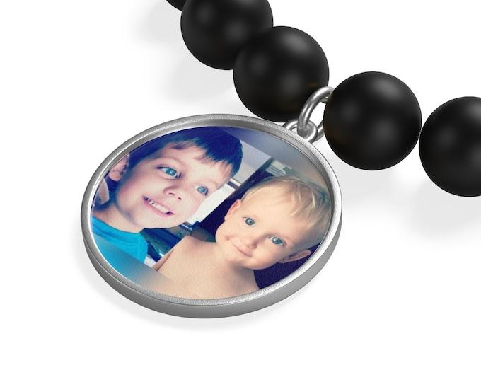 Featured listing image: Custom Photo Bracelet