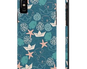 Starfish Sea Life, Case Mate Tough Phone Cases