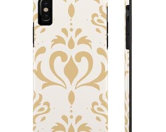 Gold Fancy, Case Mate Tough Phone Cases