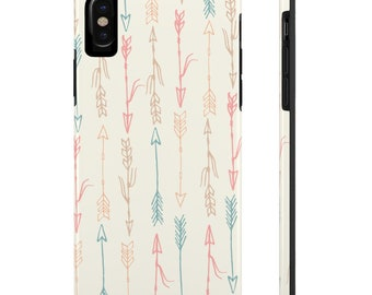 Colorful Arrows, Case Mate Tough Phone Cases