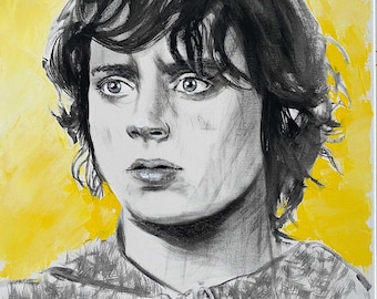 Frodo Portrait