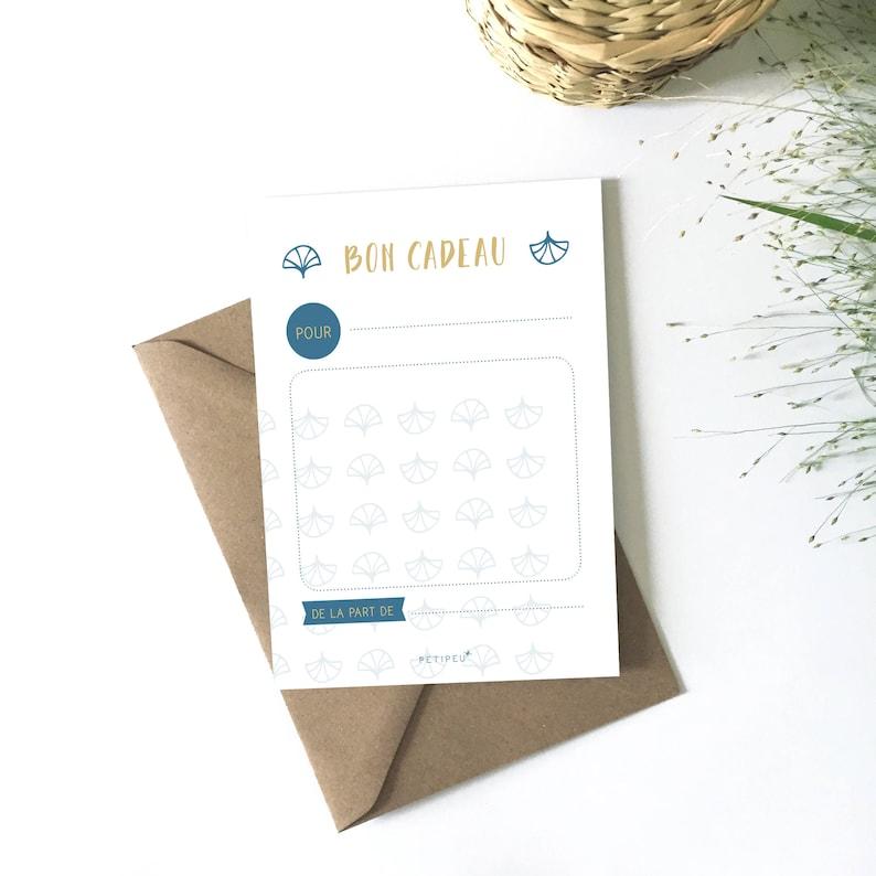 Carte Bon Cadeau à Télécharger Carte Cadeau Anniversaire Motif Carte Vierge Fichiers Pdf Petipeu Cadeau Pour Homme Saint Valentin