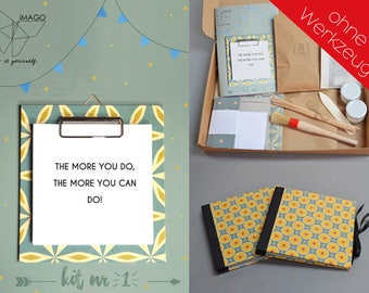 DIY-BOX bookbindings (without WERKZEUG!)