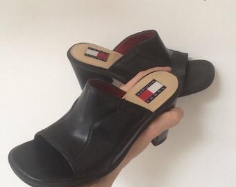 364246009893 VTG Tommy Hilfiger shoes womens 7 1 2