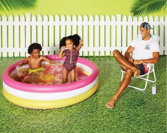 Kiddie Pool Etsy