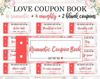 Love coupons | Etsy