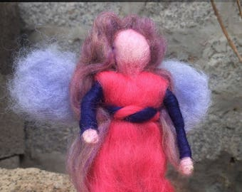 Felted Fairy - Custom Design
