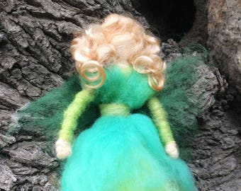 Felted Fairy - Earth Element