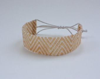 summer bracelet white gold