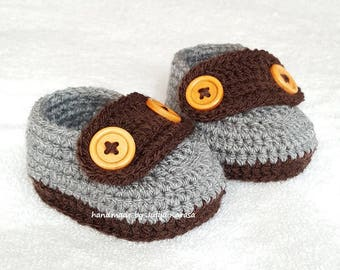 Crochet baby shoes, shoes for baby, handmade booties, gift for baby, baby crochet shoes, handmade baby shoes, crochet baby boots, baby shoes