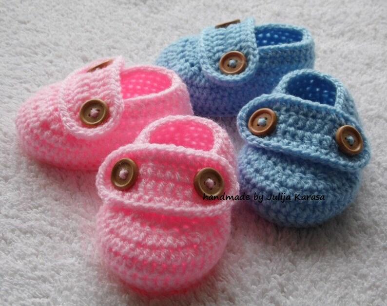 Twins Kinderschoenen.Schoenen Voor Baby Twins Meisje Babyslofjes Gehaakt Jongetje Etsy