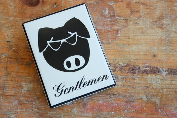 Cartello Da Appendere In Bagno : Targhette in legno per stanze cucina bagno camera da letto