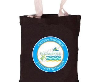 Mozambique Special Convention Bag   Maputo Mozambique Special Convention Tote   Be Courageous   Special Convention 2018   Pin   JW Bags