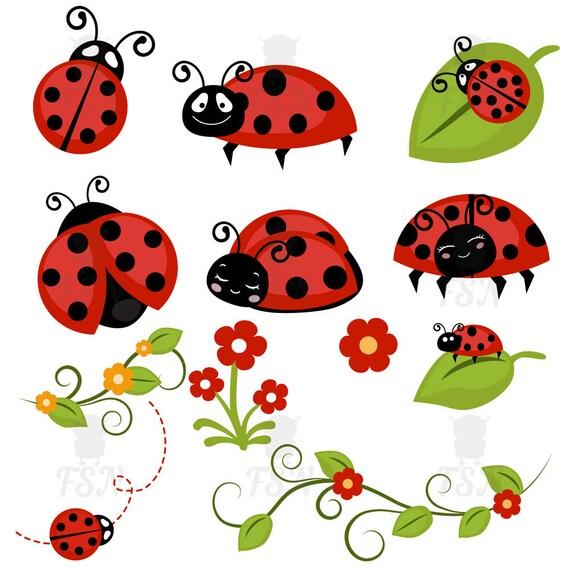 Ladybug Digital Clipart Ladybug Clip Art Ladybug Digital Digital Clipart Digital Images Ladybug Digital Clip Art Ladybug Graphics