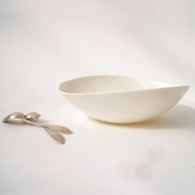 Bowl Cup white porcelain