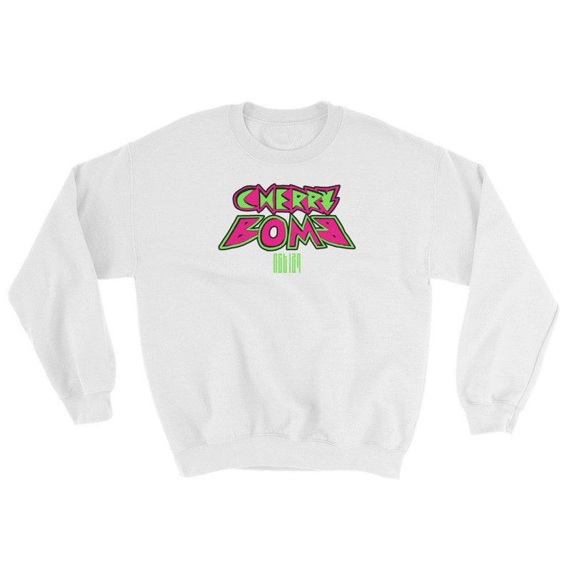 6a9a95a0d NCT 127 Cherry Bomb Sweatshirt Fan made NCT Crewneck Kpop | Etsy