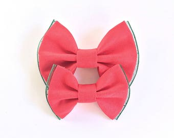 Sleigh Ride Holiday Bow