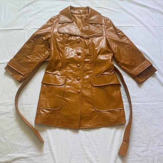 Vintage 1970s Montgomery Ward Coat - image 4