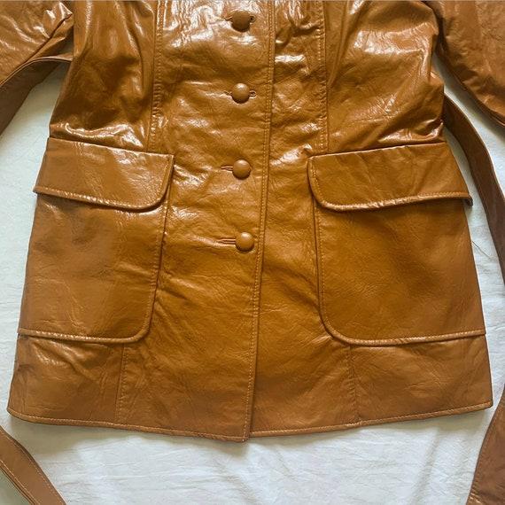 Vintage 1970s Montgomery Ward Coat - image 6