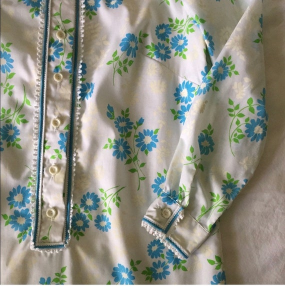 RARE 1960s Lilly Pulitzer Floral Dress - image 5