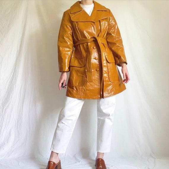 Vintage 1970s Montgomery Ward Coat - image 3
