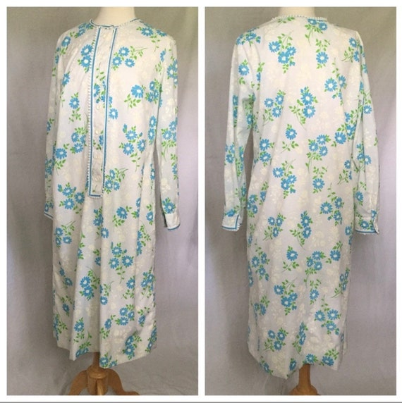 RARE 1960s Lilly Pulitzer Floral Dress - image 4