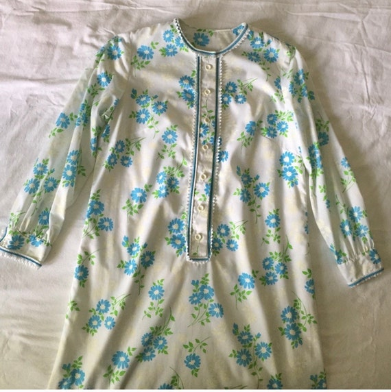 RARE 1960s Lilly Pulitzer Floral Dress - image 7