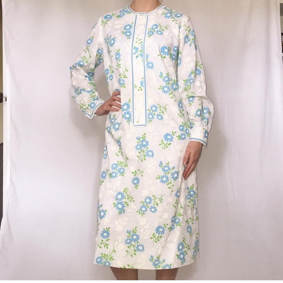 RARE 1960s Lilly Pulitzer Floral Dress - image 1