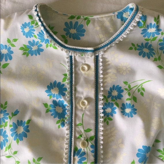 RARE 1960s Lilly Pulitzer Floral Dress - image 6