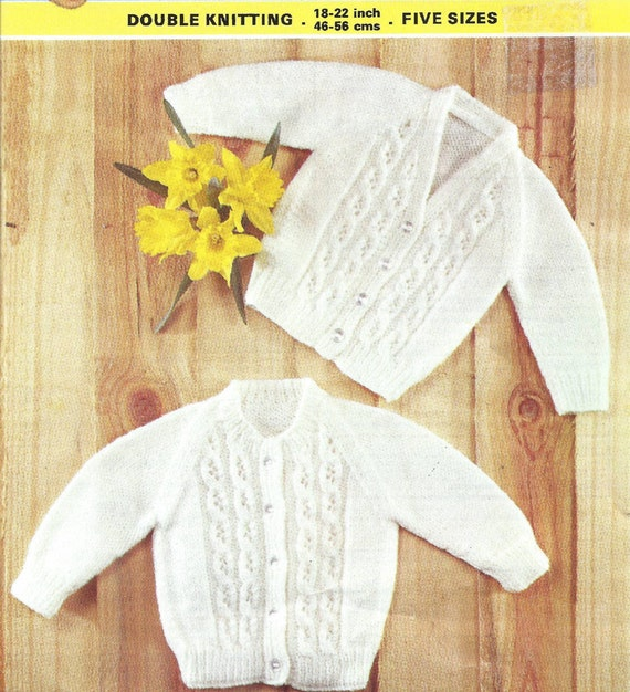 d930731195b9e2 Babies and Toddlers Cardigan With Lace Cable Panels And Choice