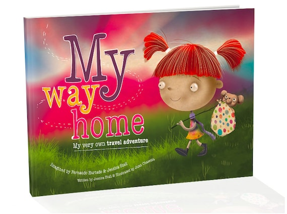 Children Gifts Keepsake Personalized Book First Birthday