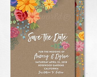 Save the date ideas | Etsy