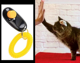 training clickers - cats and dogs