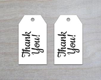 thank you tags printable thank you tags thank you favor tags favor tags gift bag tags party supplies printable favor tags