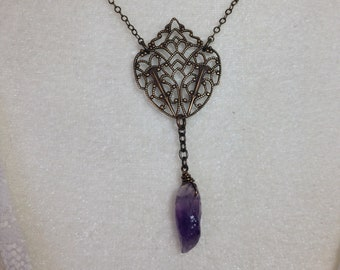 Blossom from Within necklace