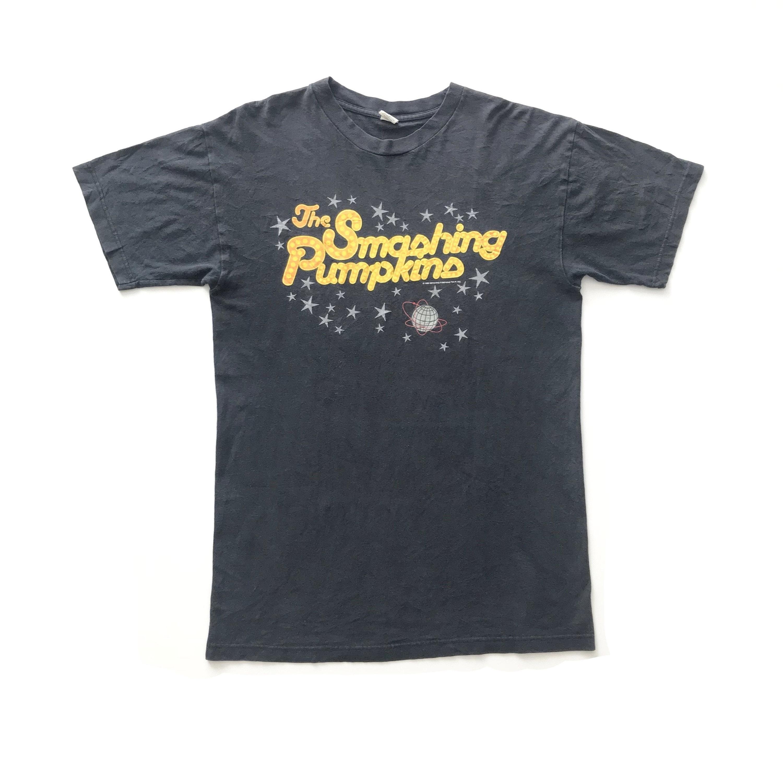 1996 the Smashing Pumpkins «Infinie tristesse» bande vintage T-shirt - - T-shirt L - Pearl Jam, mudhoney, butthole surfers, alice dans les chaînes cad914