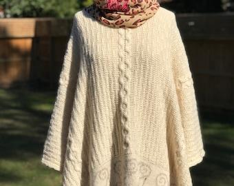 Ierse Trui.Irish Sweater Etsy