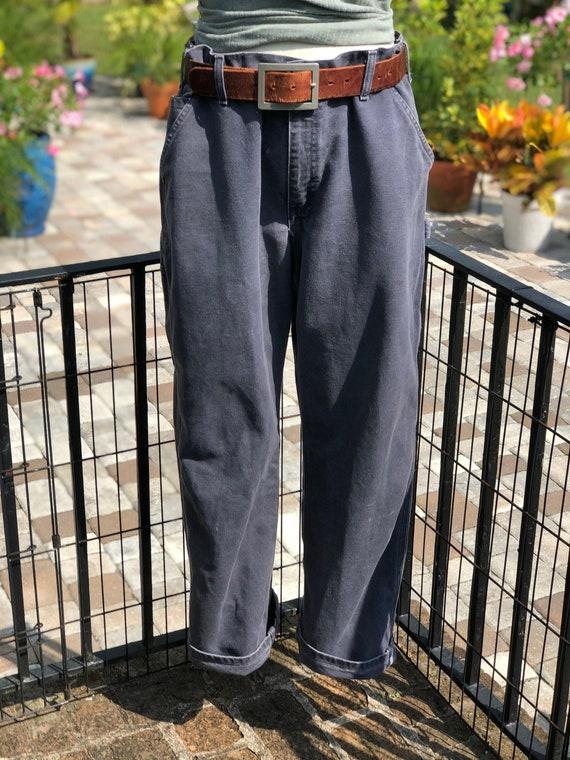 FREE US SHIPPING/Carhartt pants/vintage Carhartt/d