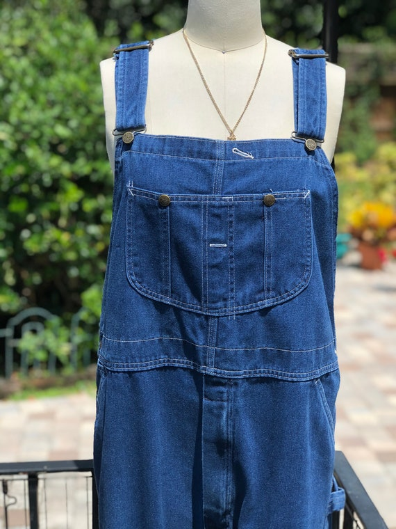 FREE US SHIPPING/Roebucks overalls/vintage overall