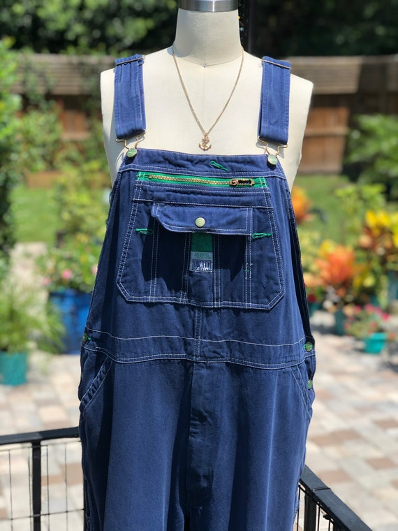 VINTAGE OVERALLS/Liberty overalls/moleskin overall