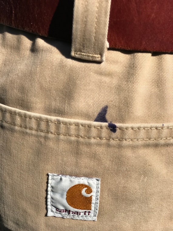 FREE US SHIPPING/ Carhartt pants/vintage carhartt… - image 5