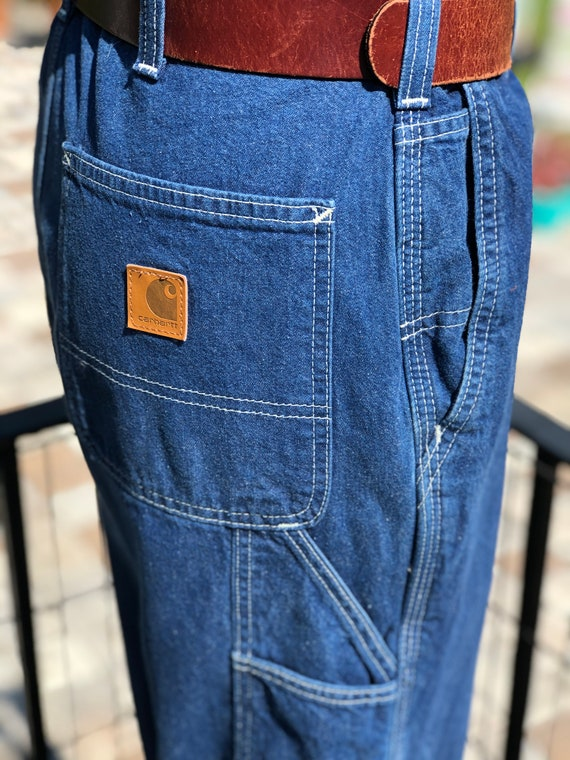 FREE US SHIPPING/carhartt/carhartt overall pants/… - image 6