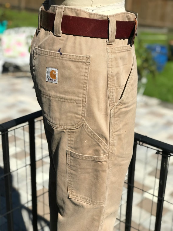 FREE US SHIPPING/ Carhartt pants/vintage carhartt… - image 3